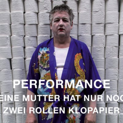BERLIN · 600 rolls of toilet paper