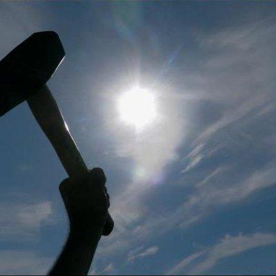 SANTANGELO · the first man on the sun