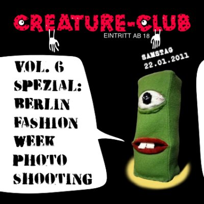 CREATURE CLUB Vol.6
