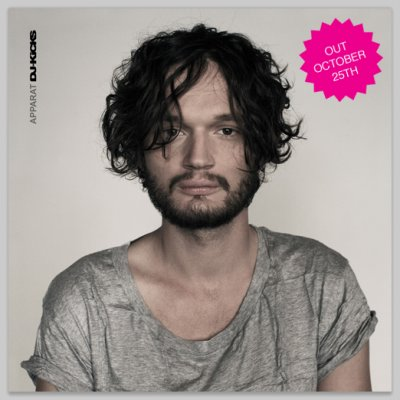 APPARAT Dj-Kicks record release party