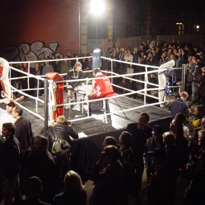 THE PRENZLAUER BERG CHESSBOXING CHAMPIONSHIPS