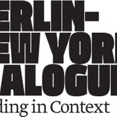 Berlin/New York Dialogues: building in context