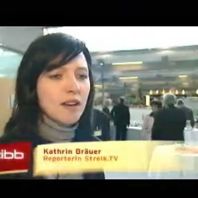streik.tv on rbb
