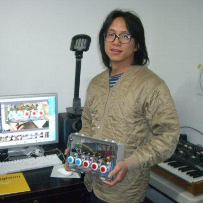 a visit at studio hhjjj