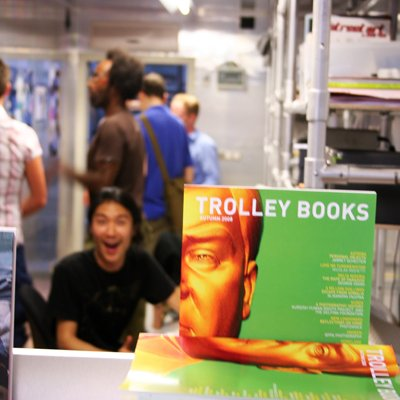 Trolleybooks at PLATOON