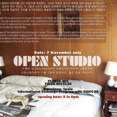 OPEN STUDIO 402 @ SSAMZIE SPACE