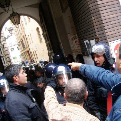 ROME · Closure of the Ospedale S.Giacomo