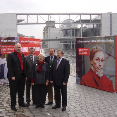 Bündnis Soziales Deutschland-Alliance Social Germany