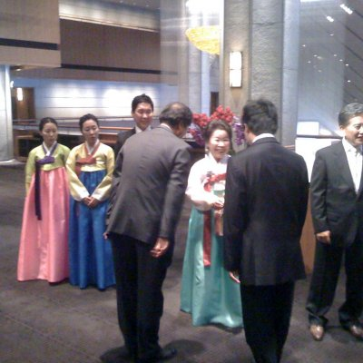 MY 1ST KOREAN WEDDING
