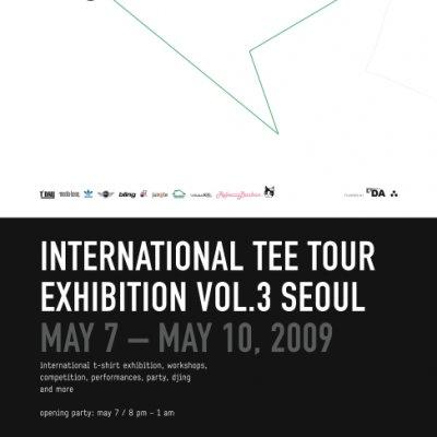 TNT VOL.3 SEOUL, THU 7TH MAY - SUN 10TH MAY