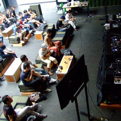 DJ SEMINAR: ATTENTION VOL.3 @ PLATOON KUNSTHALLE
