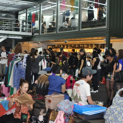 NIGHT FLEA MARKET VOL.1 @ PLATOON KUNSTHALLE