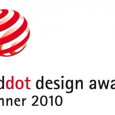 RED DOT AWARD: PRODUCT DESIGN 2010 for PLATOON KUNSTHALLE