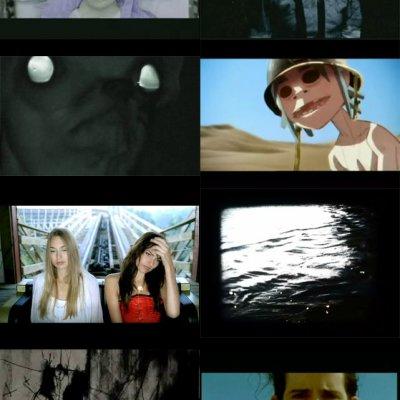 TOP 50 MUSIC VIDEOS 2005