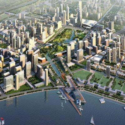 new songdo city