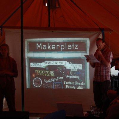 BERLIN · REVIEW: MAKERPLATZ